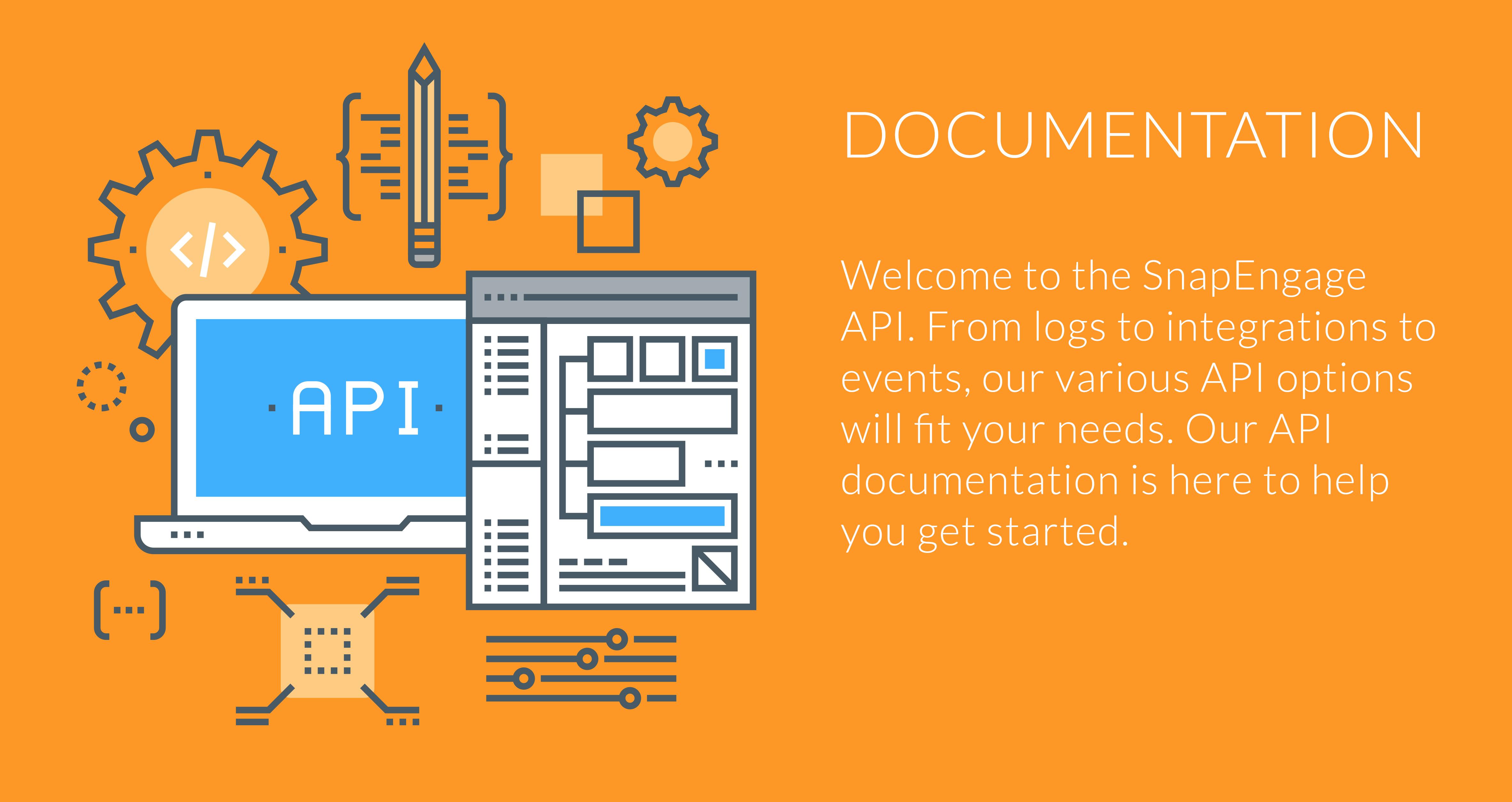 Introduction – SnapEngage API Documentation
